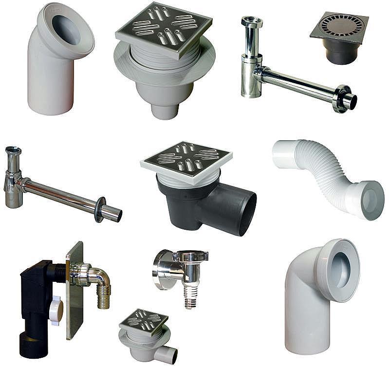 Kanalizacijos trapai, kanalizacijos sifonai